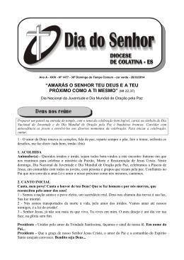 26.10.2014 (30 TC) - Diocese de Colatina