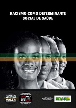 racismo como determinante social de saúde