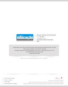 Full screen - Red de Revistas Científicas de América Latina y el