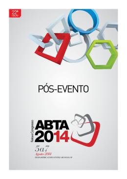 Pós-evento 2014