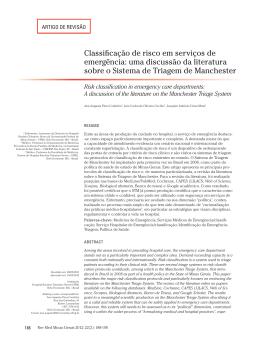 Português - RMMG - Revista Médica de Minas Gerais