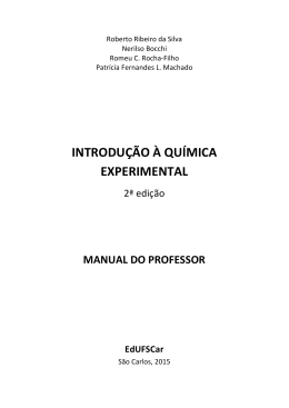 Baixe o manual do professor