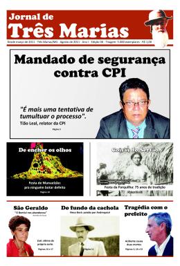 JTM agosto-4.cdr - Jornal de Três Marias