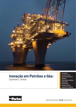 Inovação em Petróleo e Gás: