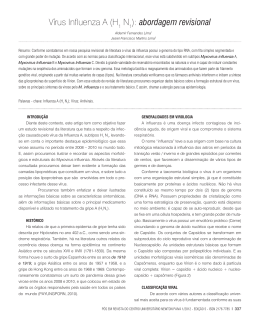 Vírus Influenza A (H N ): abordagem revisional