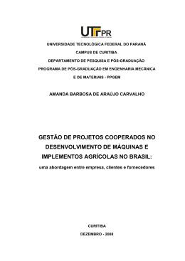 CARVALHO, Amanda Barbosa de Araujo