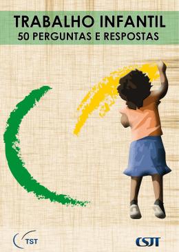 50 Perguntas e respostas sobre trabalho infantil, proteção ao