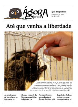Até que venha a liberdade - Universidade Estadual do Centro