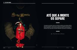 atÉ QUe a MOrte OS SePare