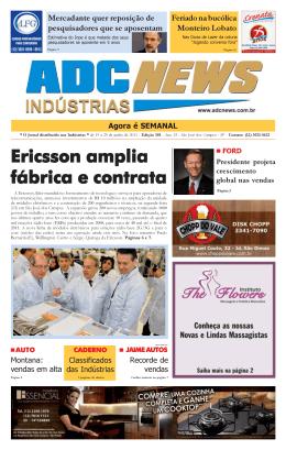 Ericsson amplia Ericsson amplia Ericsson amplia