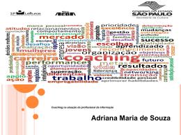 Adriana Maria de Souza