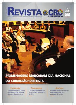 homenagens marcaram dia nacional do cirurgião -dentista - CRO-PE