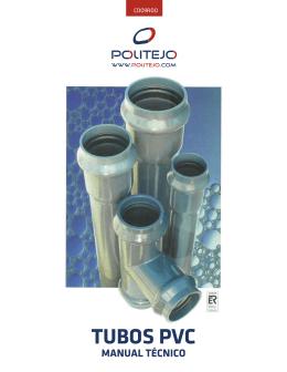 Comercial de tubos PVC