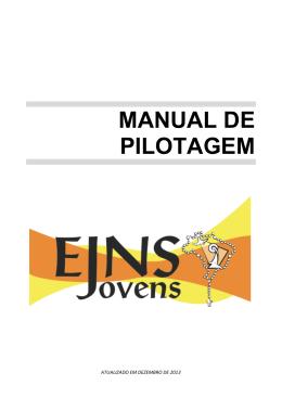 Manual de Pilotagem - EJNS
