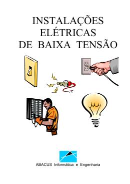Apostila de Instalações Elétricas de Baixa Tensão