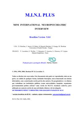 MPlusBr 5.0.0w1.1.00 - Biblioteca Digital de Teses e Dissertações