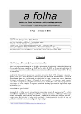 a folha - Eurocid