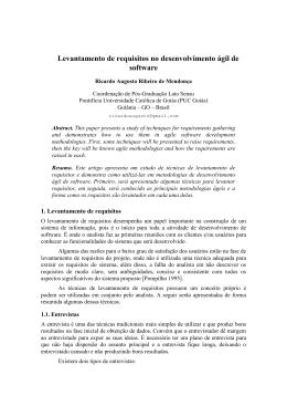 PUC Goiás - Artigo Ricardo Augusto Ribeiro de Mendonça