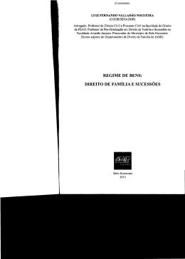 regime de bens: direito de família e sucessões - BDJur