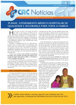 planaf, atendimento médico-hospitalar de qualidade e