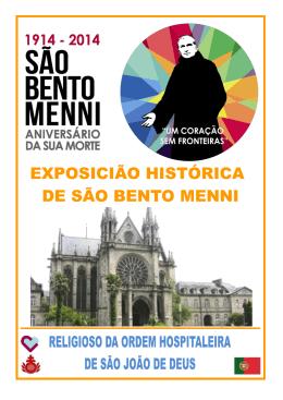 Exposição Histórica de São Bento Menni