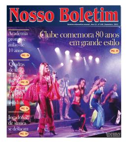 Nosso Boletim - Dezembro 2006