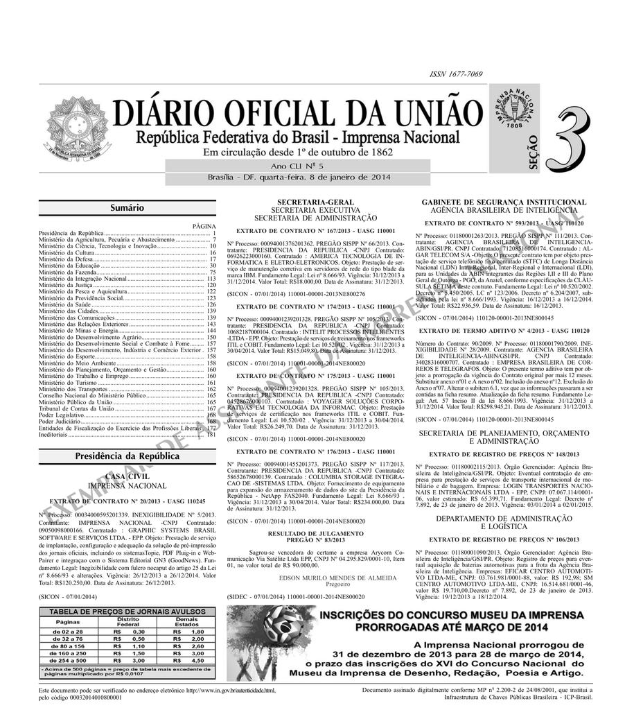 exemplar de assinante da imprensa nacional 4a09f90fb2