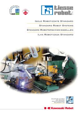 Células robotizadas Tiesse Robot - Logismarket, o Diretório Industrial