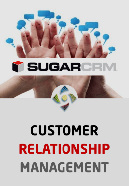 Customer Relationship Management - Ver Brochura