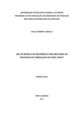 Dissertação Completa - UTFPR - Universidade Tecnológica Federal