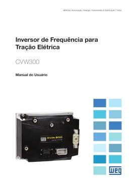 CVW300 - Manual do Usuário