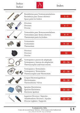catálogo em PDF