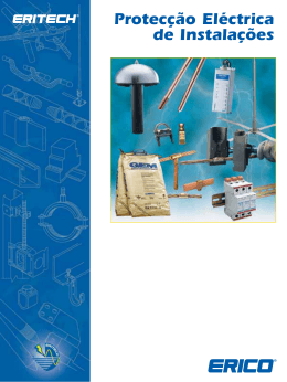 Protecção Eléctrica de Instalações