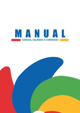 cargos, salários e carreiras - Hospital da Criança de Brasília José