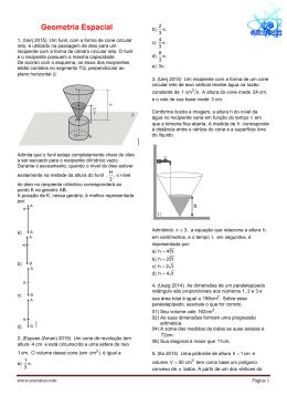 GeometriaEspacial