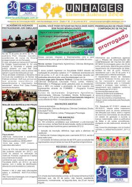 Edição nº 28 - 21 de junho de 2012