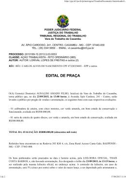 Arquivo - Leilões Judiciais MG