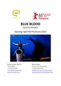 BLUE BLOOD - silversalt pr
