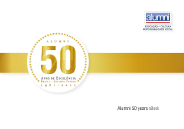 Alumni 50 years eBook