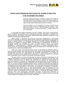 A articulação dos órgãos ministeriais e suas unidades, seja int