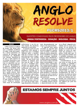 Anglo-Resolve-PUCRS