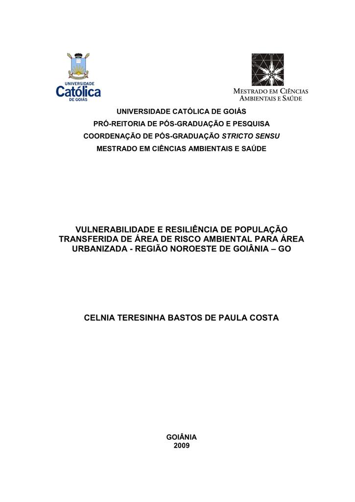 vulnerabilidade e resiliência de população - Home CPGSS cd777c61c369f