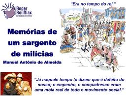 Milícias - rogerliteratura.com.br