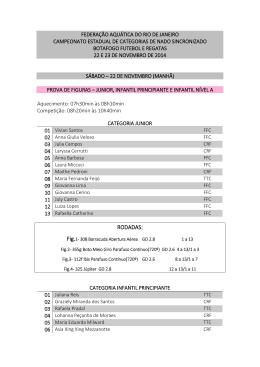 Programa Estadual 2014.