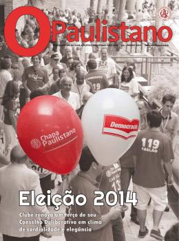 Janeiro/2015 - Club Athletico Paulistano