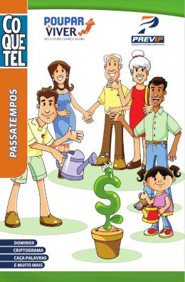 Revista Coquetel 1ª edição 5 MB