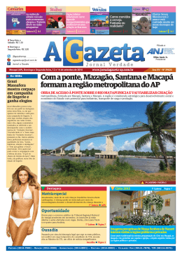 D•2 - Jornal A Gazeta