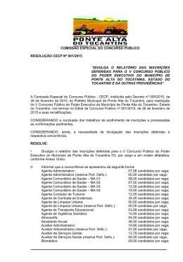 resolução cecp nº 001/2015