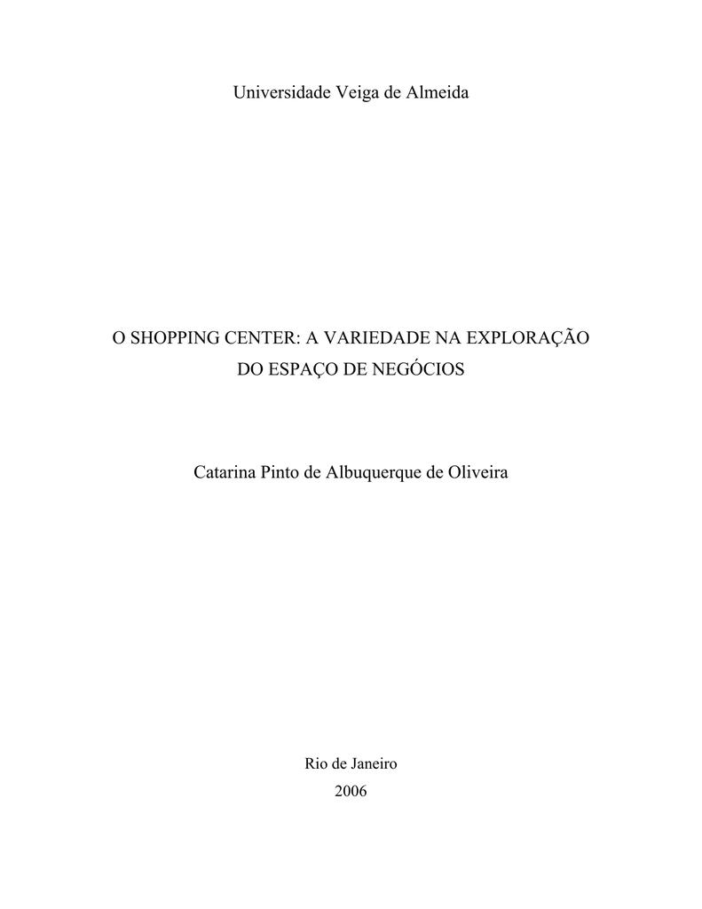 45029b329f4 Veiga de Almeida – CEPEV   MBA de Serviços e