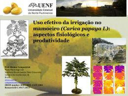 O-1 - vi simpósio papaya brasil 2015
